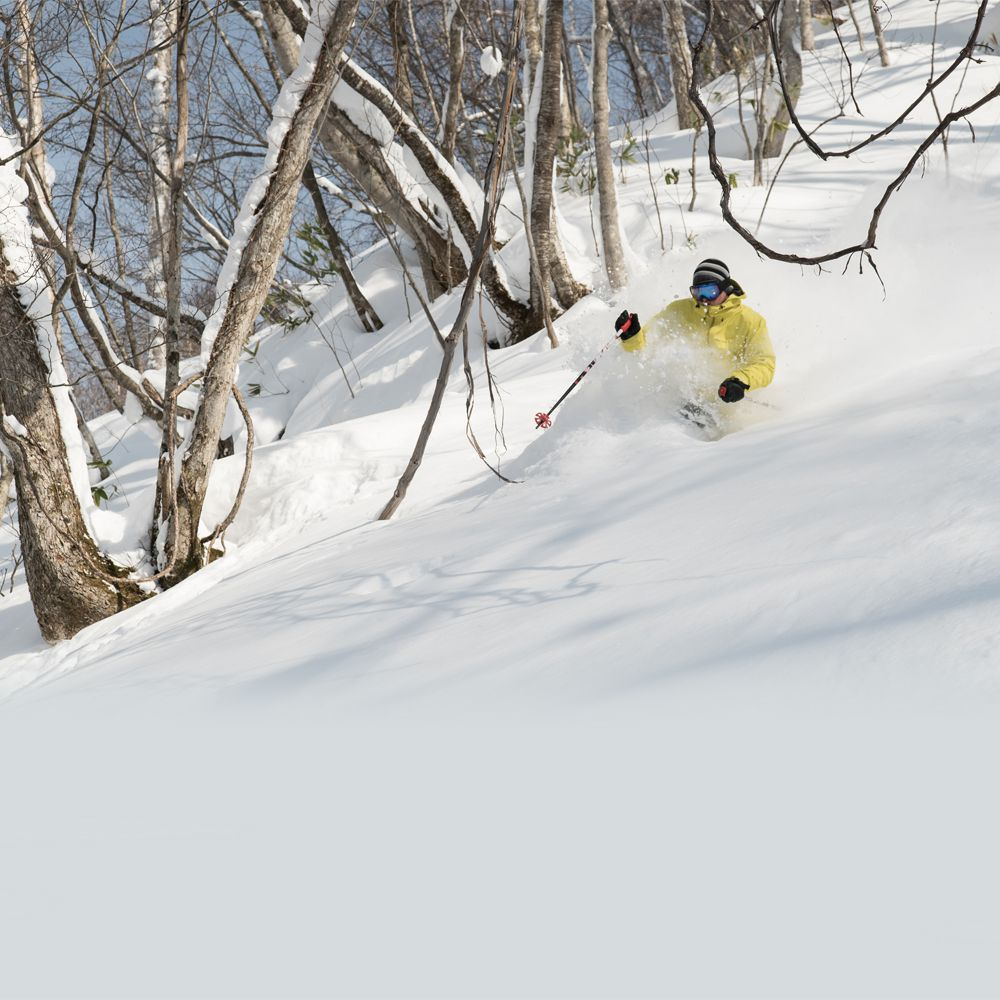 Yubari Mount Racey Ski Resort